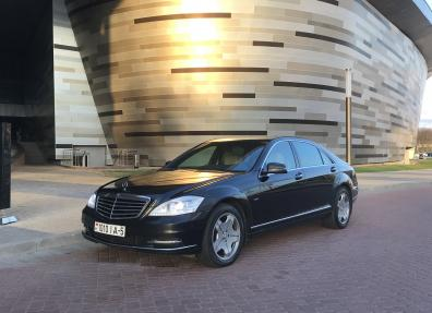 Mercedes S-класс W221 long restyling 5,5 4 MATIC
