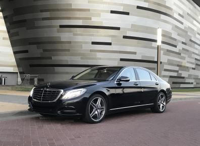 Mercedes-Benz S-class W222 long