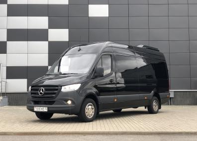 NEW Mercedes-Benz Sprinter.9